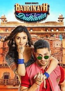 Badrinath Ki Dulhania Hindi Movie Review and Rating 2017