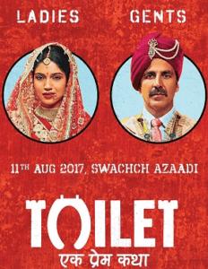 Toilet - Ek Prem Katha Hindi Movie Review and Rating 2017