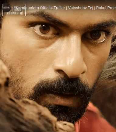 Konda Polam 2021 Telugu Movie Review Trailer