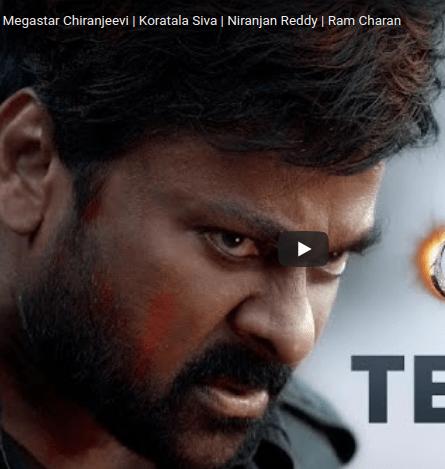 Megastar's Acharya 2021 Review Trailer